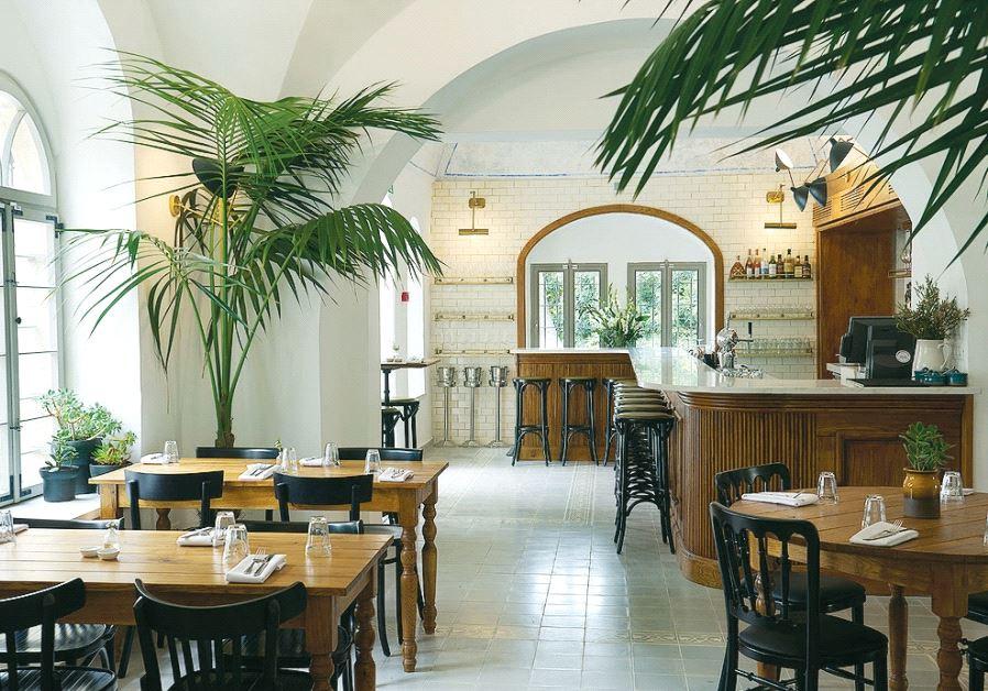 The Anna Restaurant in Jerusalem
