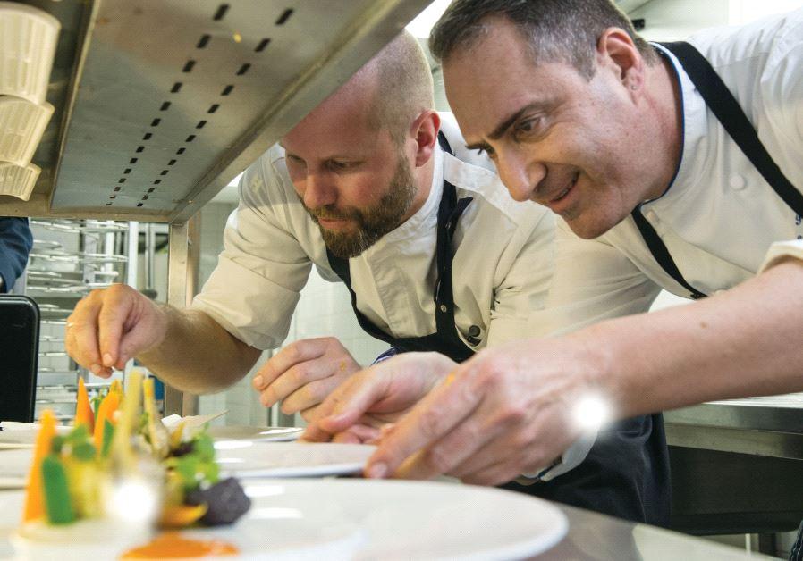 Itzik Barak Chef