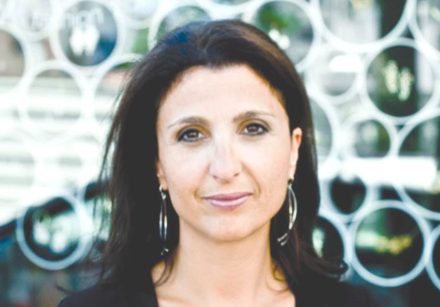 Councilwoman Fleur Hassan-Nahoum