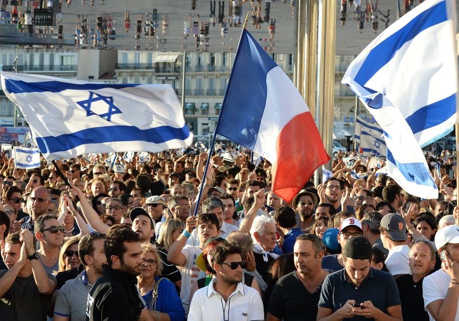 France Israel French Jews