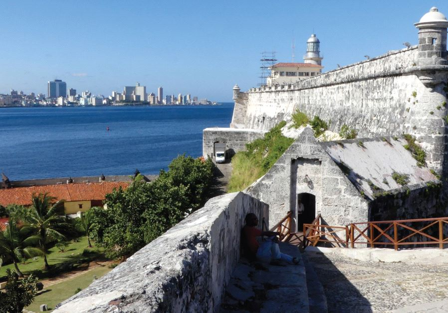 THE FORTRESS erected by the Spanish to protect Havana from attack
