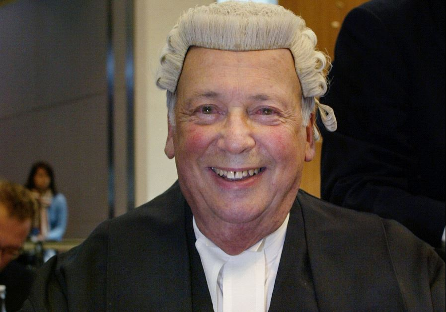 Sir Elihu Lauterpacht