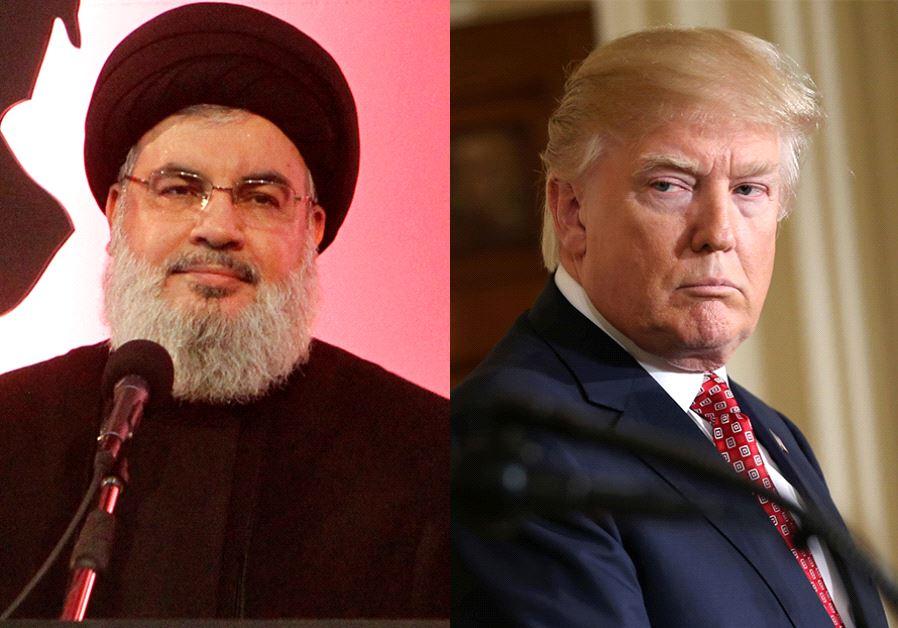 Nasrallah and Trump