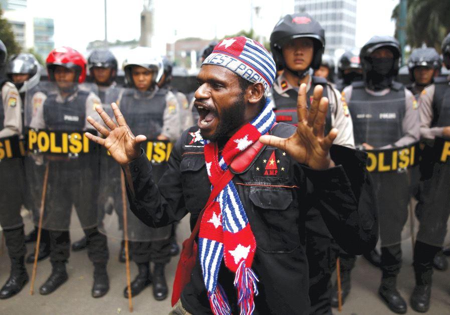 Почему в Западном Папуа гибнут протестующие?