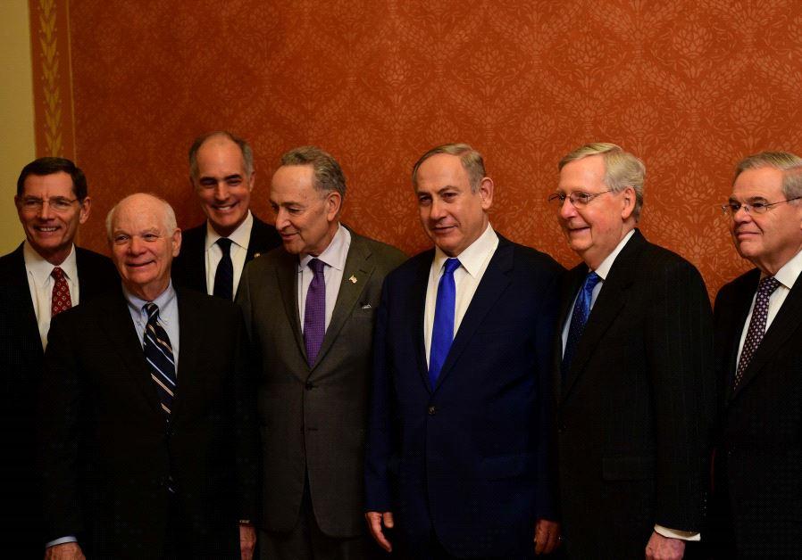Netanyahu US congress