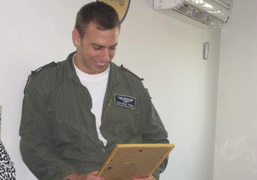 Maj. Ohad COhen Nov
