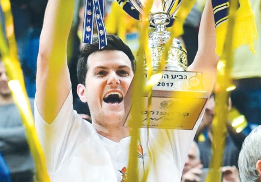 After lifting the State Cup for an eight straight year on Thursday, Maccabi Tel Aviv returns to BSL