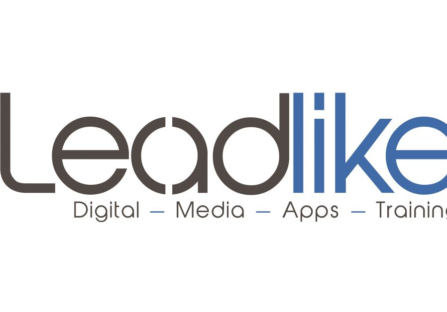 """Le logo de Leadlike, une entreprise créée par un """"olé"""" français"""