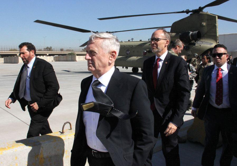 James Mattis Iraq