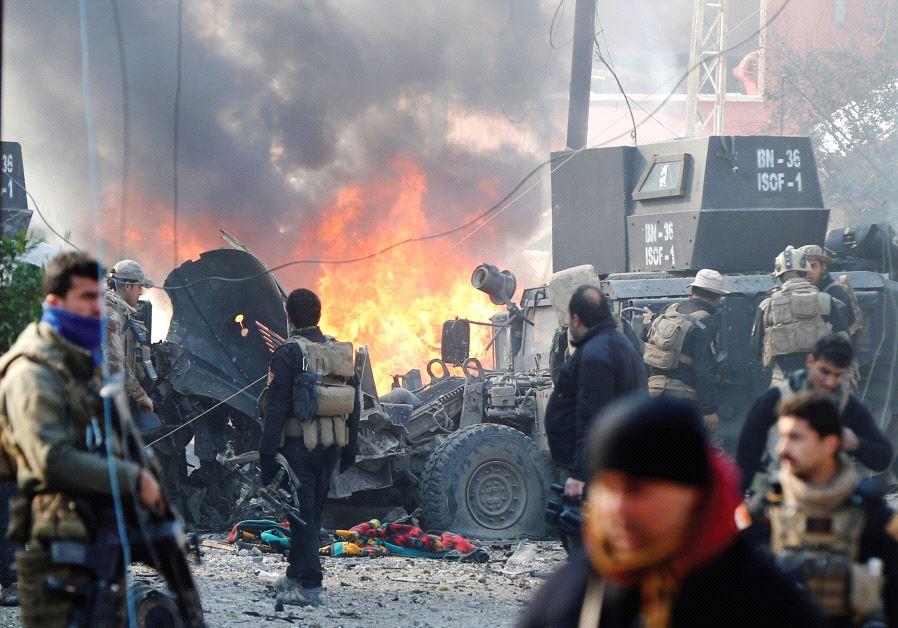 Iraq Islamic State