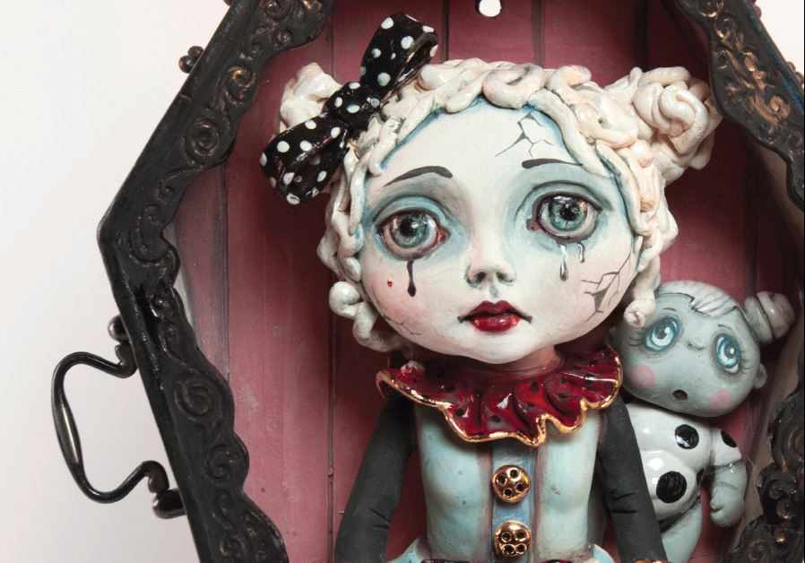 Israel Dolls Art exhibition