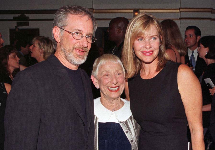 Steven Spielberg mother leah