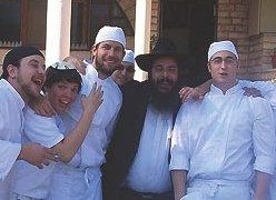 Spreading the kosher word