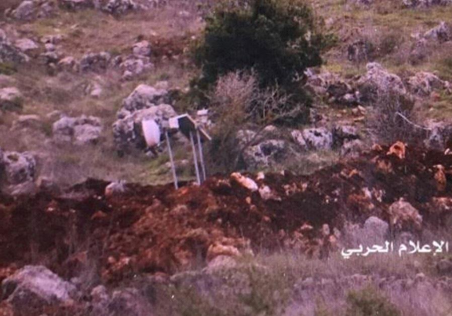 Lebanese media claims Israel threw smoke bombs across the border
