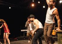 'The City' Hip-hop opera