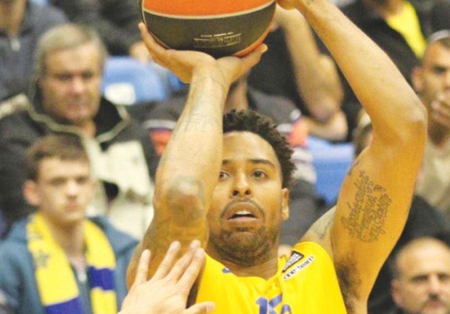 Maccabi Tel Aviv swingman Sylven Landesberg led the team with 19 points in Russia last night, but it