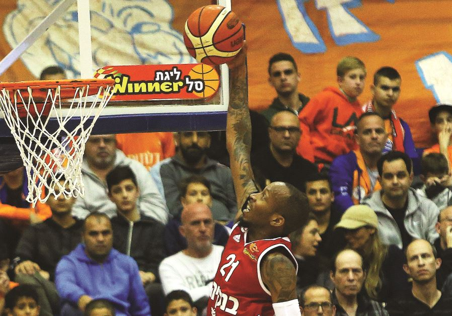 Jerusalem basketball