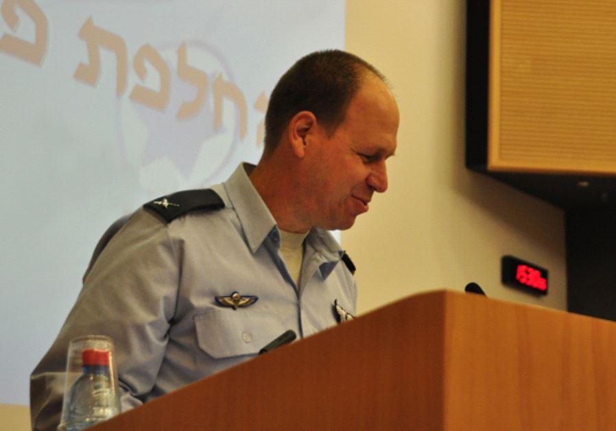 Maj-Gen. Hagai Topolansky