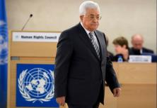 Abbas United Nations Human Rights Council