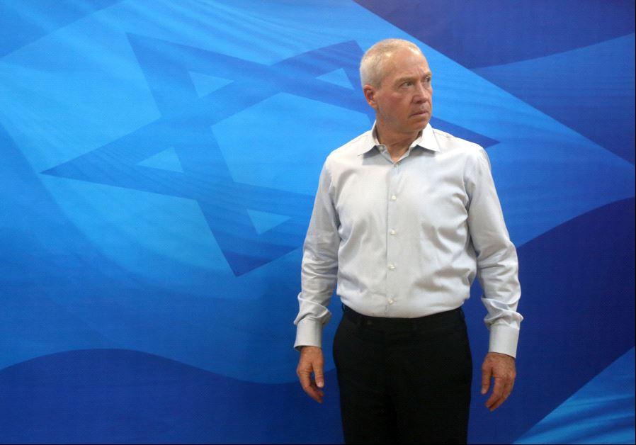 Yoav Gallant (Marc Israel Sellem/The Jerusalem Post)