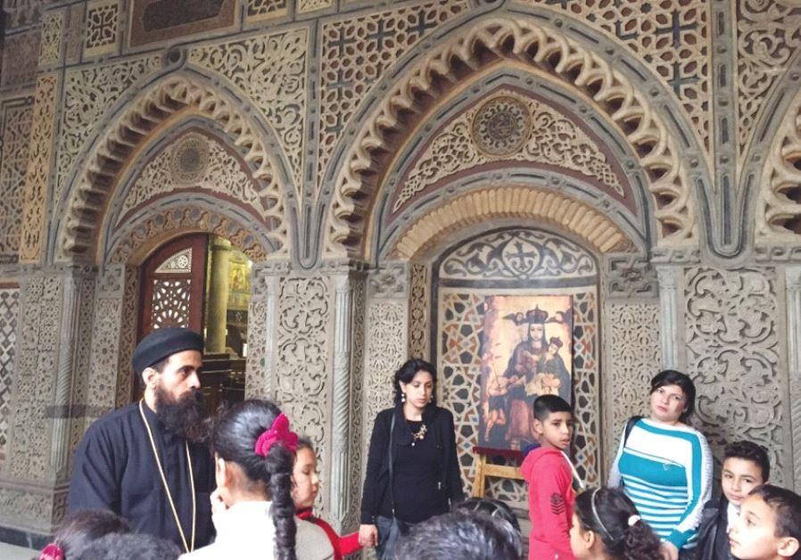 Coptic Christians Egyptian
