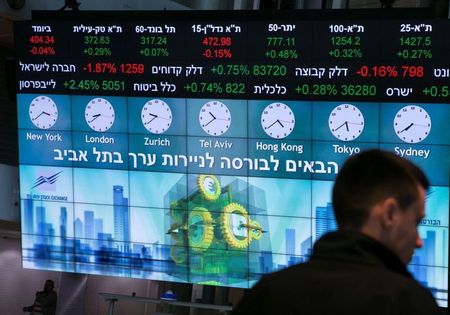 'Israel's stock market is in trouble'