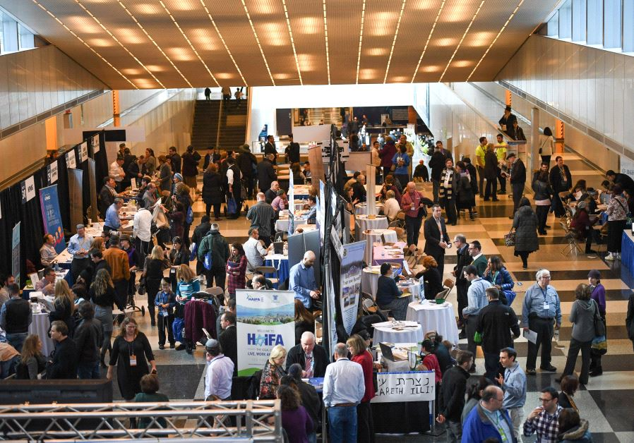 Over 1500 potential Olim attend Nefesh B'Nefesh mega Aliyah event in NYC