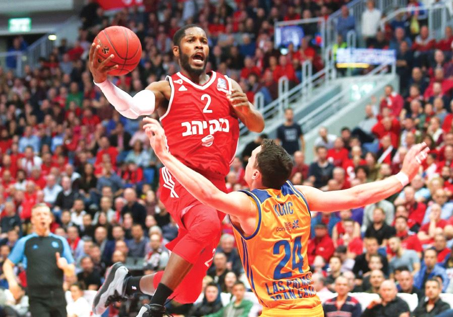 Hapoel Jerusalem Jerome Dyson