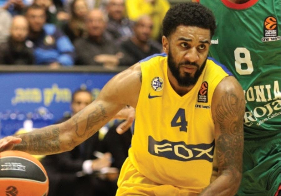 Maccabi Tel Av iv guard D.J. Seeley is set to be handed a bigger role than usual against Olympiacos