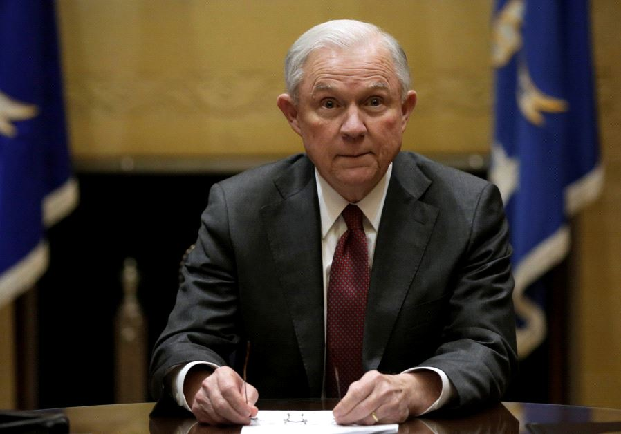 US Attorney General Jeff Sessions resigns