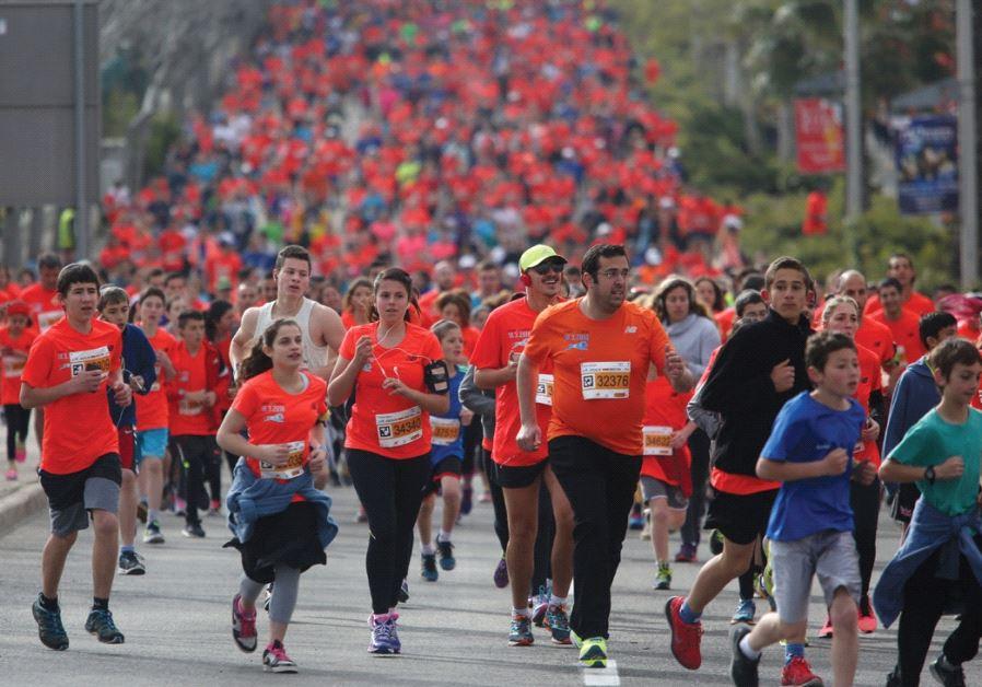 2016 Jerusalem Marathon
