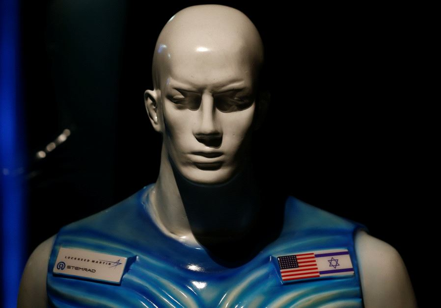 NASA to launch Israeli-developed radiation-protection suit