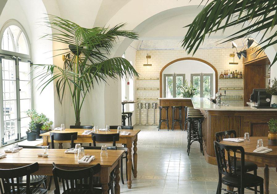 Anna, le restaurant du Beit Ticho à Jérusalem emploie dix jeunes à risque