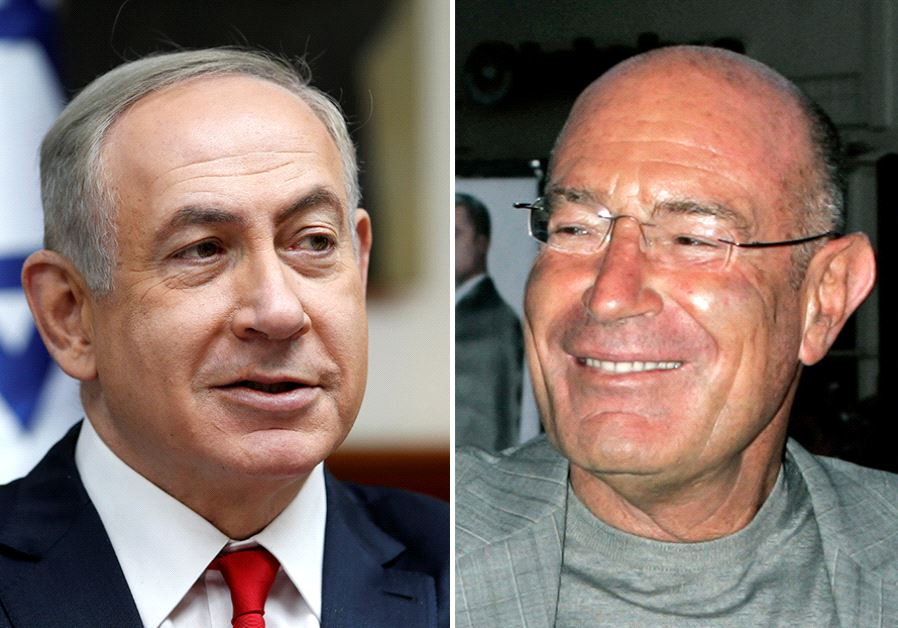 Netanyahu and Milchan