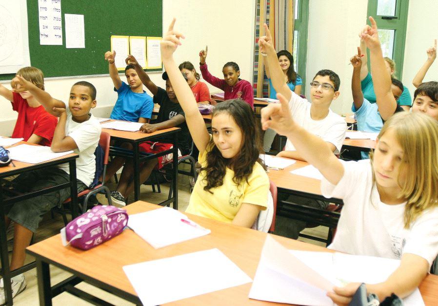 To Improve Education Focus On >> How To Improve Israeli Education Opinion Jerusalem Post