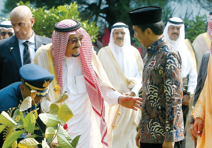 Saudi Arabia Indonesia