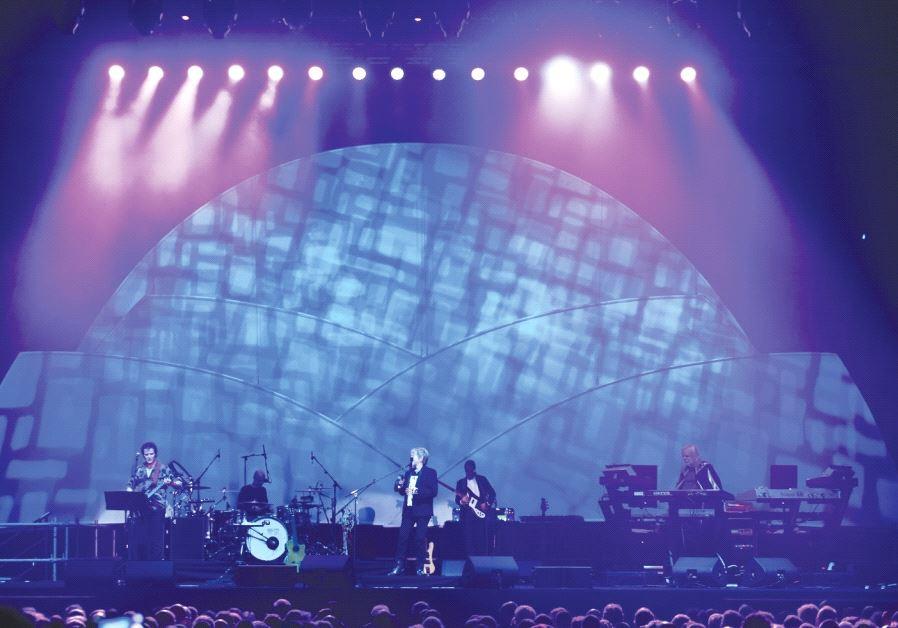 EX-YES members Anderson Rabin Wakeman (ARW) perform for elated fans in Tel Aviv.