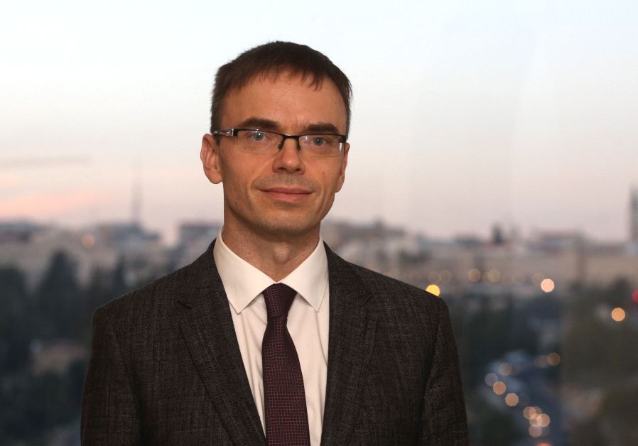Estonian FM Sven Mikser