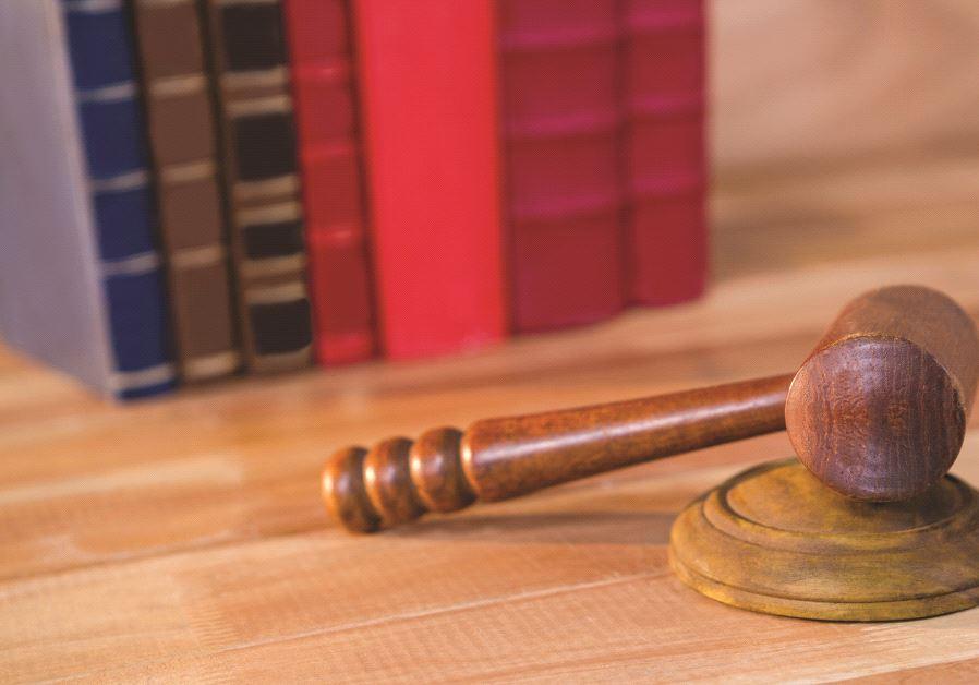 Le marteau du juge