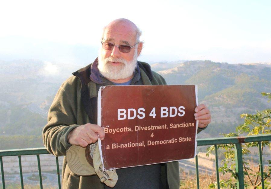 Israeli activist Jeff Halper