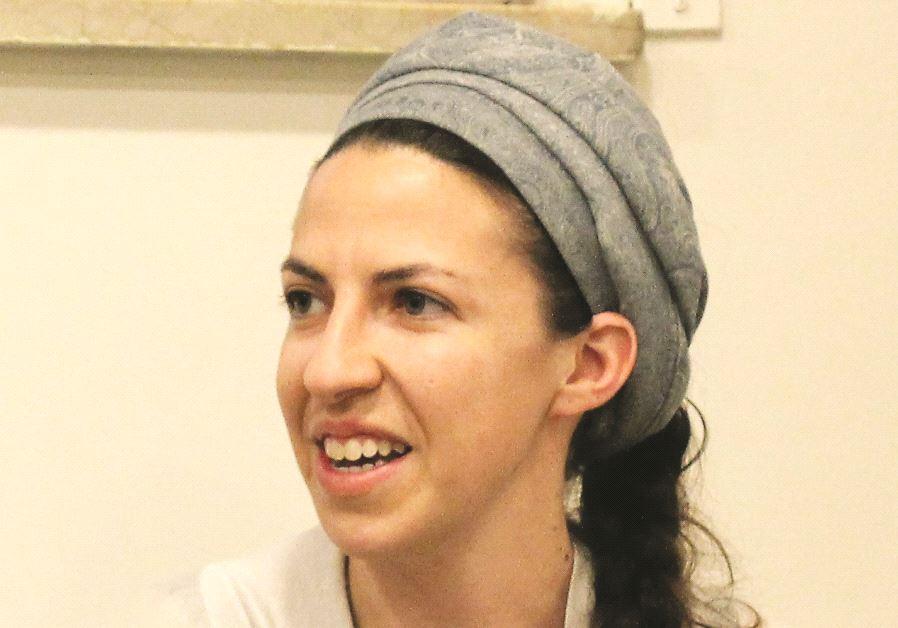 Alexandra Berger-Polsky, directrice de Ladaat