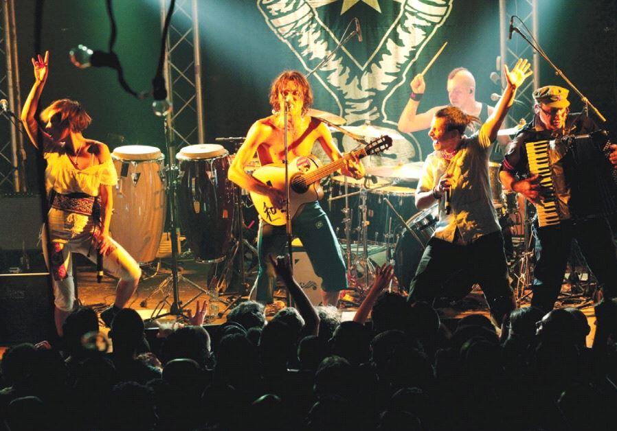 ROCK ON: New York gypsy punk band Gogol Bordello; indie pop-grunge stalwarts Dinosaur Jr