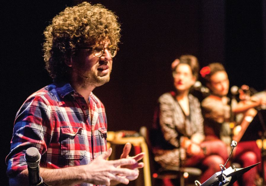 'Israel Story' producer Mishy Harman