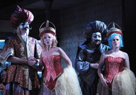 The Israeli Opera presents Rossini's comic opera