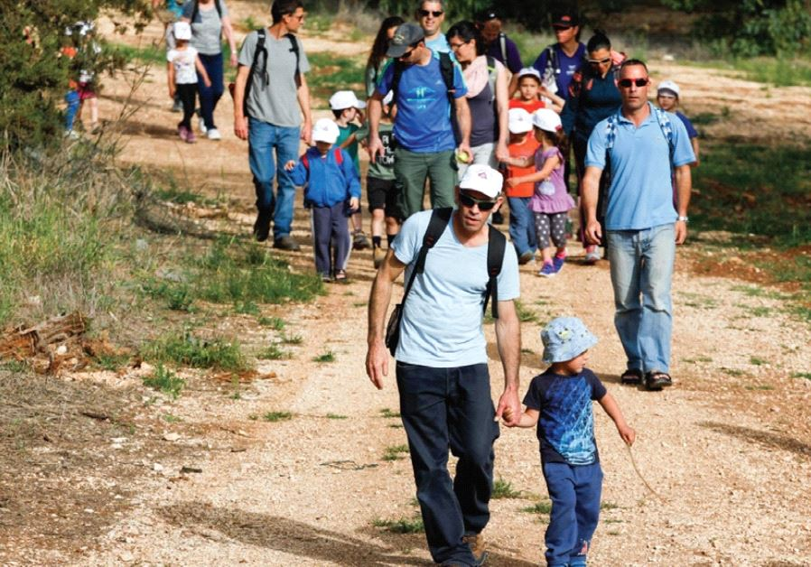 The 51st Gilboa Walk