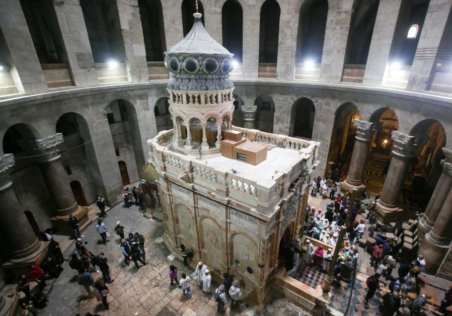 Holy Sepulchre Jerusalem