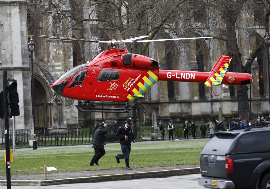 Attack in London