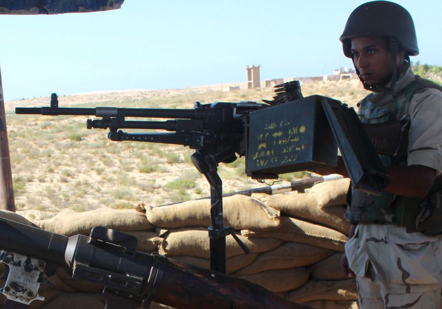 Sinai terror