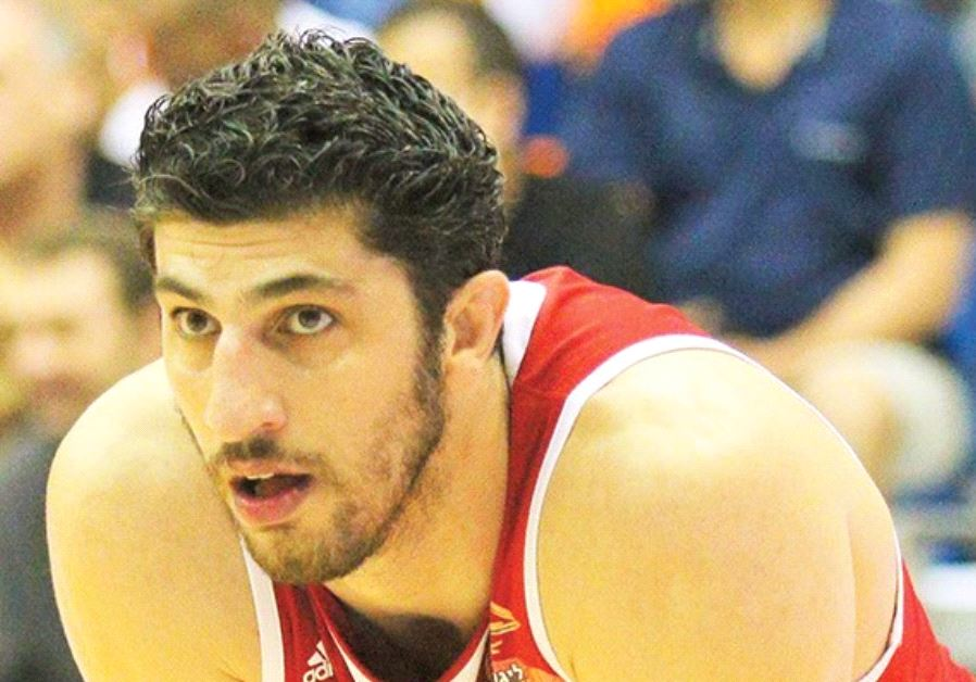 Hapoel Jerusalem forward Lior Eliyahu had just seven points in last night's embarrassing 83-59 loss