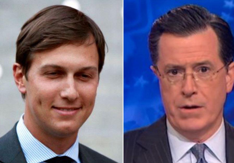 Stephen Colbert, Jared Kushner